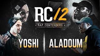 Rap Contenders 12 : Yoshi vs Aladoum