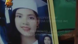 17 yr old tourism student, chinop-chop ng manliligaw!