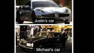 Michael Jackson vs. Justin Bieber