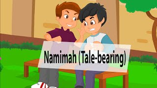 Namimah (Tale-bearing) - Islamic cartoon