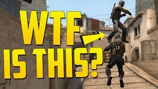 THE BOOST JUMP KNIFE KILL! - CS GO Funny Moments (Team Killer, Best Team Ever, Quitting Games!)