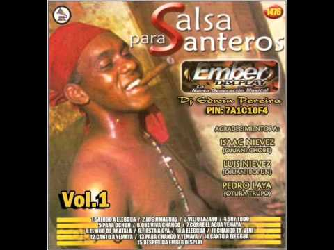 Salsa Para Santeros Ember Discplay Vol.1