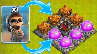 IM RICH &*#$!!!!!😀FASTEST WAY TO FILL STORAGES😀Clash Of Clans