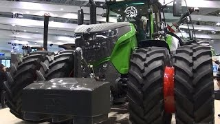Fendt 1000 Vario named Machine and Tractor of the Year 2016 | Farms & Farm Machinery