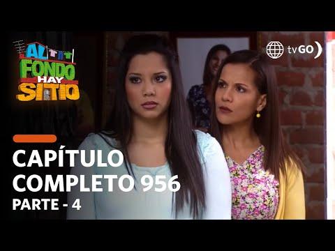 Al Fondo Hay Sitio Capitulo 956 parte 4 5 Jueves 17 10 2013 Quinta temporada.