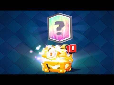 Clash Royale PACK OPENING Special Nouvel AN 2017 Happy New Year 🎉