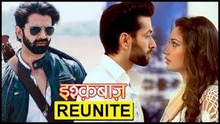 Anika And Shivaay Back Together | BARUN SOBTI | Ishqbaaz And Iss Pyaar Ko Kya Naam Doon Special
