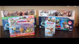 SkyLander Supercharger Dark Edition Unboxing