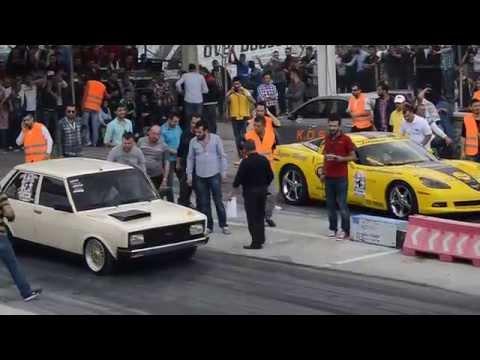 Konya Oto Drag Yarışları 1. Ayak 06 VK 523 AND DEJAVU TUNİNG