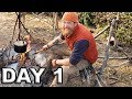 Download Video Download Into The Wild Day 1 Of 30 Day Survival Challenge Texas 3GP MP4 FLV