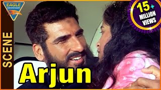 Arjun (Vijayendra Varma) Movie || Mukesh Rishi Attack On Indian Army || Balakrishna, Laya || Eagle