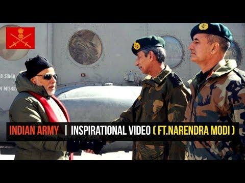 Indian Army - (ft.Narendra Modi) Inspirational