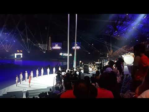台北世大運開幕典禮升旗