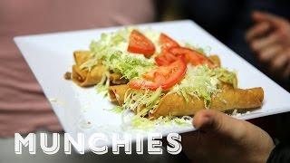 Mole, Mezcal, and Big Mexican Yells: Chef