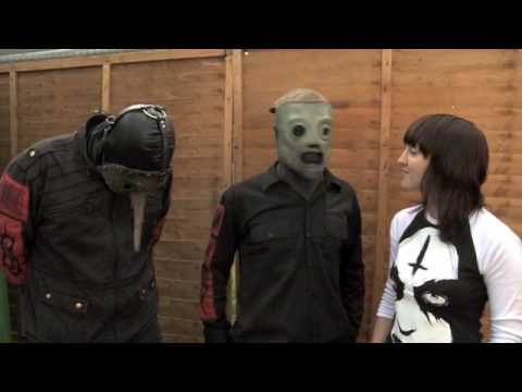 Xxx Mp4 Slipknot Interview At Download Festival 2009 3gp Sex