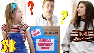 $5000 Mystery Box! What's Inside Noah's $5000 Mystery Box?