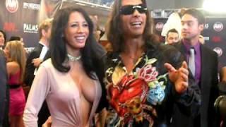 AVN AWARDS Red Carpet 2010 - Nick Manning