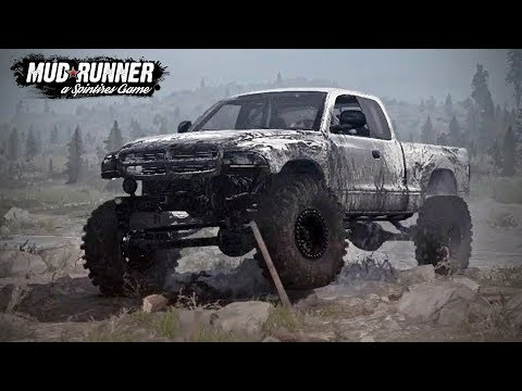 Spin Tires Mudrunner - MP 2 - The Valley