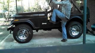 1980 CJ5 Jeep