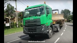 BIG Truck Indonesia - UD Truck Compilation #PART 1