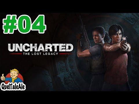 Uncharted L'eredità Perduta - Gameplay ITA - Walkthrough #04 - CAPITOLO 4 - I Ghati occidentali