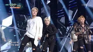 뮤직뱅크 Music Bank - INTRO + 거꾸로(Upside down) -빅플로(Bigflo) .20180831