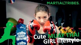 Muay Thai Girl Lifestyle - (Martial Arts) Inspirational Training
