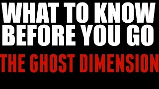 Paranormal Activity The Ghost Dimension - What to know before you go (Paranormal Activity Timeline)