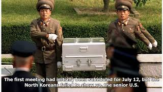 U.S. hopes for return of 50 Korean War dead from North Korea within...