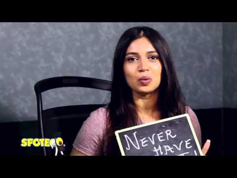 Bhumi Pednekar REVEALS her DARK Secrets | EXCLUSIVE Fun Interview with SpotboyE
