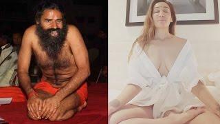 Sofia Hayat says she wearing more clothes than Baba Ramdev  Filmibeat