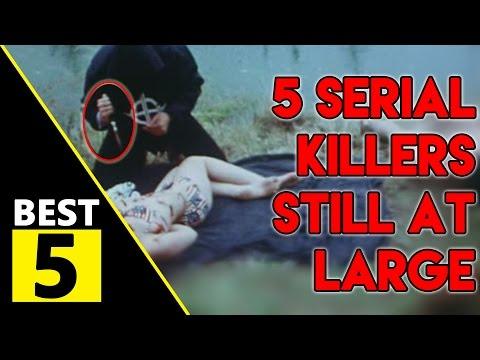 5 Most Terrifying Serial Killers Still At Large