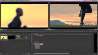 Como invertir un clip de video en Adobe Premiere Pro CS6.