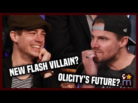 5 Biggest Reveals from THE FLASH ARROW SUPERGIRL LoT Panel at Paleyfest 2017 Shine On Media