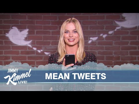Celebrities Read Mean Tweets 10