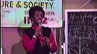Dr  Frances Cress Welsing  The Isis Papers Full Lecture)