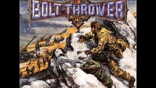 BOLT THROWER - Mercenary [Full Album] HQ