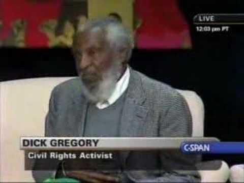 Xxx Mp4 Dick Gregory At State Of Black Union 08 Pt 1 3gp Sex