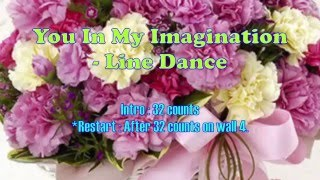 You In My Imagination (by Sally Hung) -  Line Dance