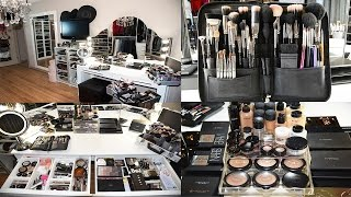 Makyaj Koleksiyonum & Masa Düzenim  |  Makeup Collection