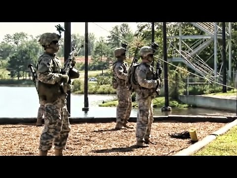 watch U.S. Army Rangers • Trained To Be The Best