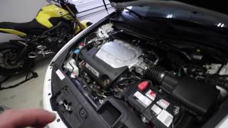 VCM Muzzler gas mileage test accord V6