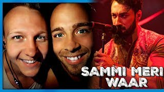 Umair Jaswal & Quratulain Balouch, Sammi Meri Waar, Coke Studio Season 8 Episode 2 | Reaction by RnJ