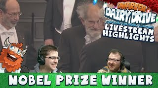 Livestream Highlights - Nobel Prize Winner