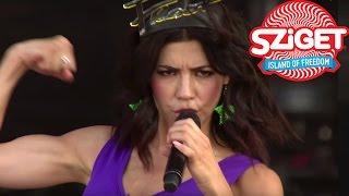 Marina and the Diamonds - Primadonna Live @ Sziget 2015