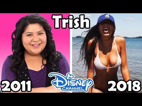 Disney Channel Famous Girls Stars Before and After 2018 (Then and Now)