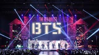 150808 7หนุ่ม BTS ระเบิดความมันส์ คอนเสิร์ต 2015 บีทีเอส ทริลโลจี เอพพิโซด ทู
