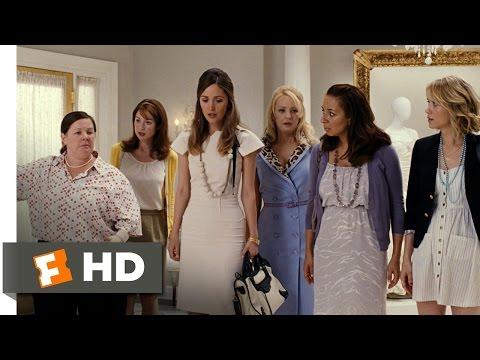 Bridesmaids Official Trailer #1 - (2011) HD