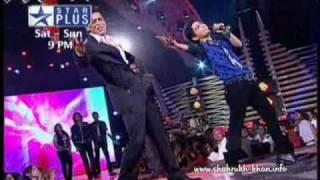 Shahrukh Khan, Karan Johar  Music Ka Muqqabla ( promo)