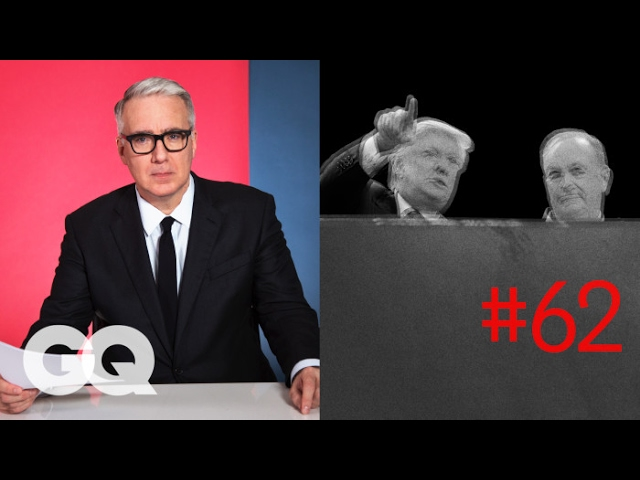 Bill O'Reilly's Downfall (And Trump's, Too?)   The Resistance with Keith Olbermann   GQ
